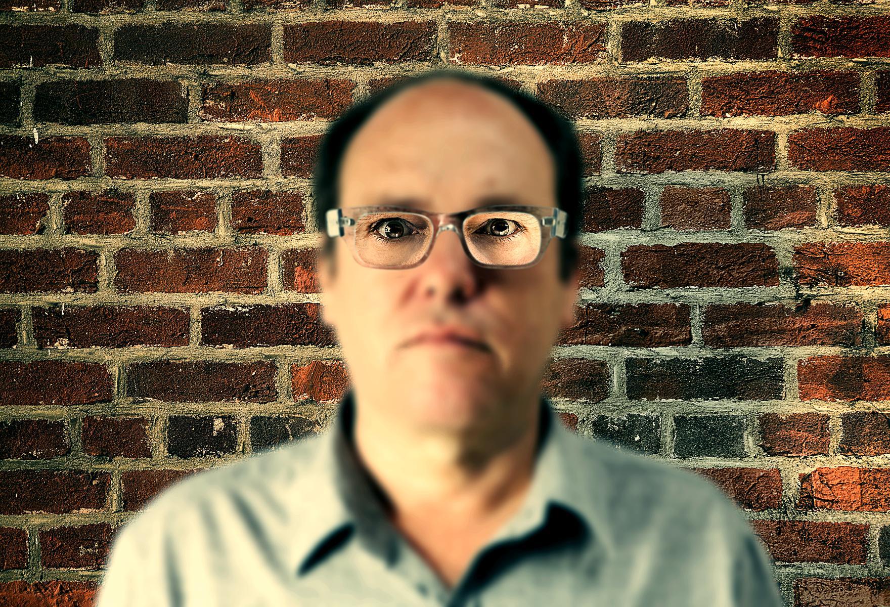 Daniel Kleinman - Portrait by Julian Hanford