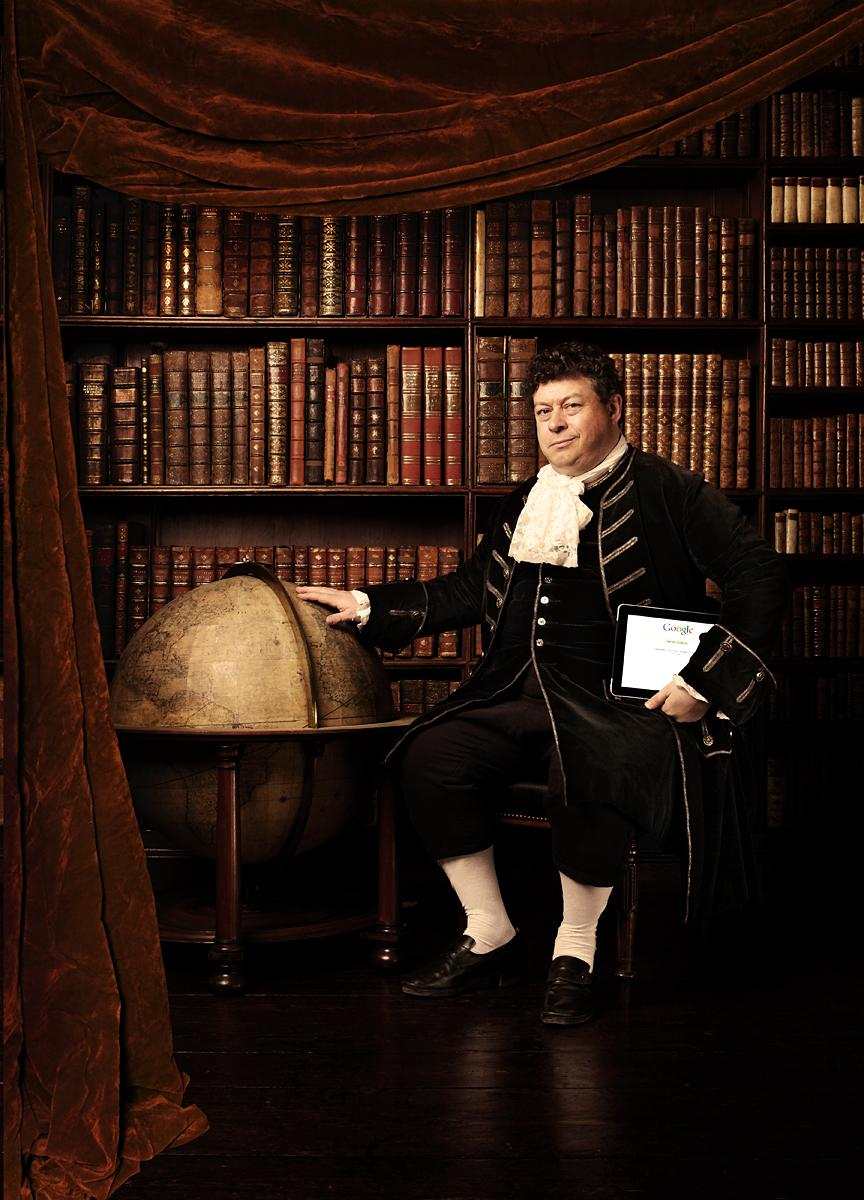 Rory Sutherland - Portrait by Julian Hanford