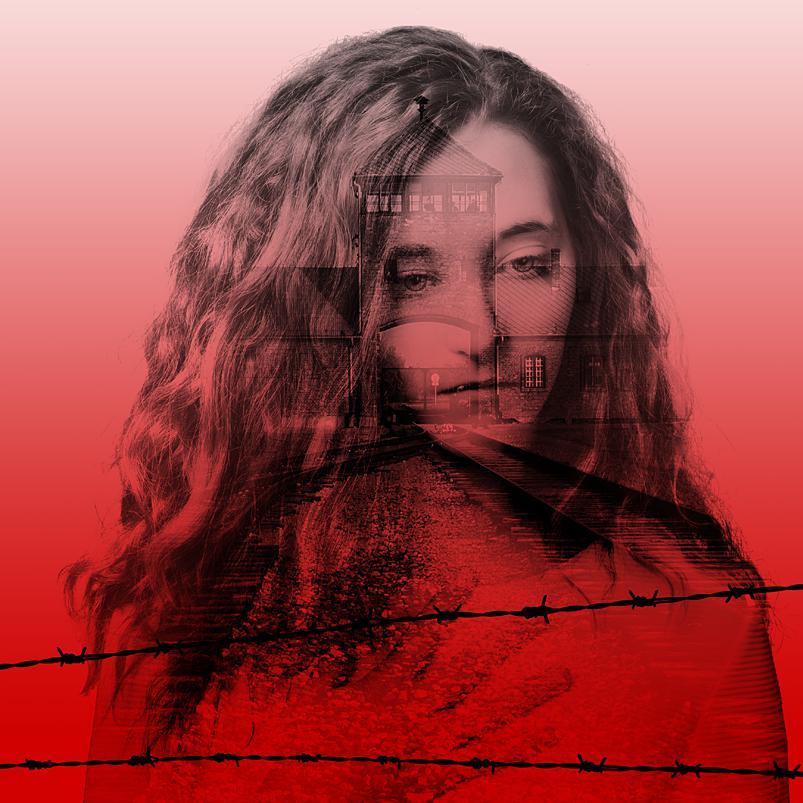 Portrait of Aurelia Hanford by Julian Hanford