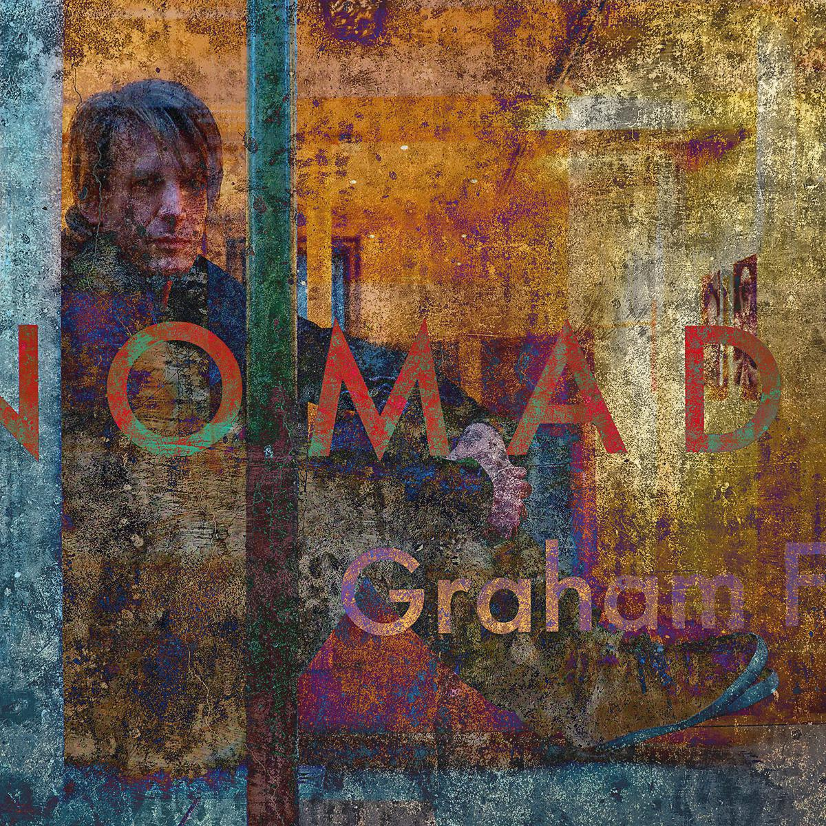 Portrait of Graham Fink, Artist by Creative Photographer Julian Hanford