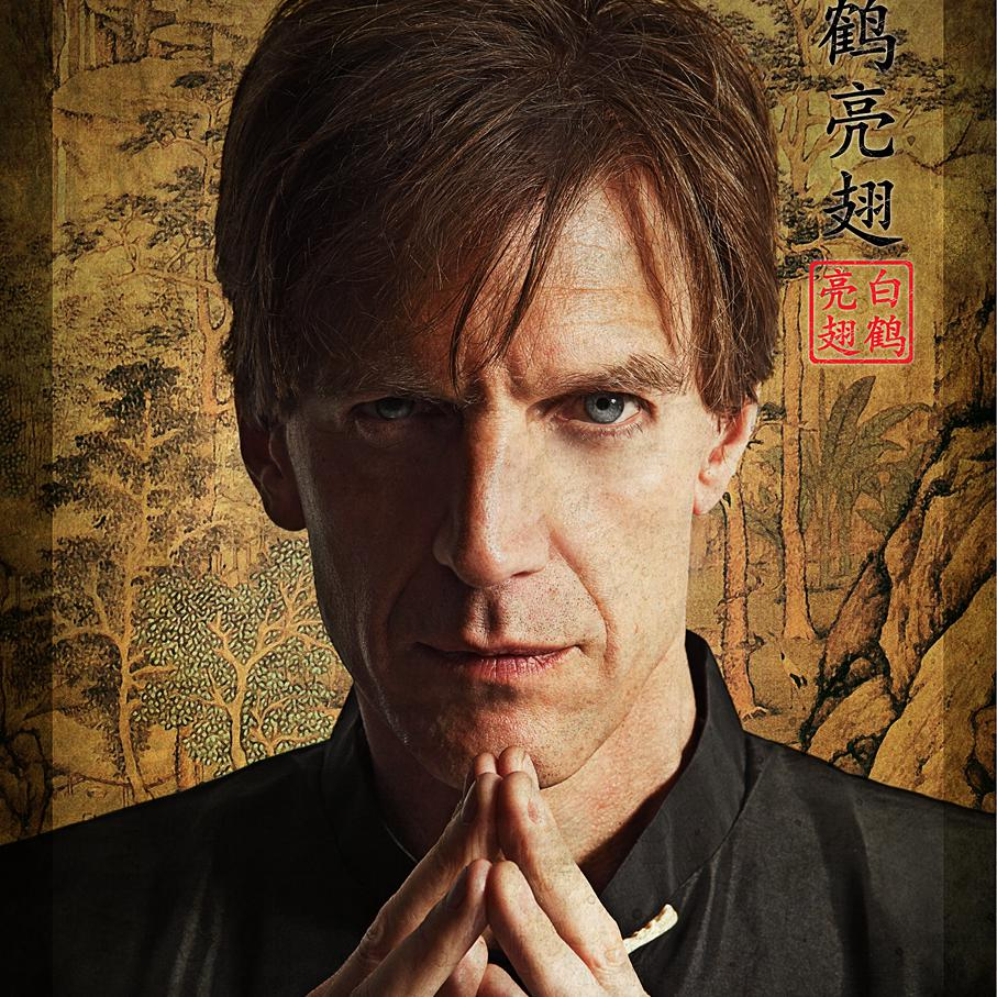 Portrait of Graham Fink, Exec Creative Director of Ogilvy China by Julian Hanford