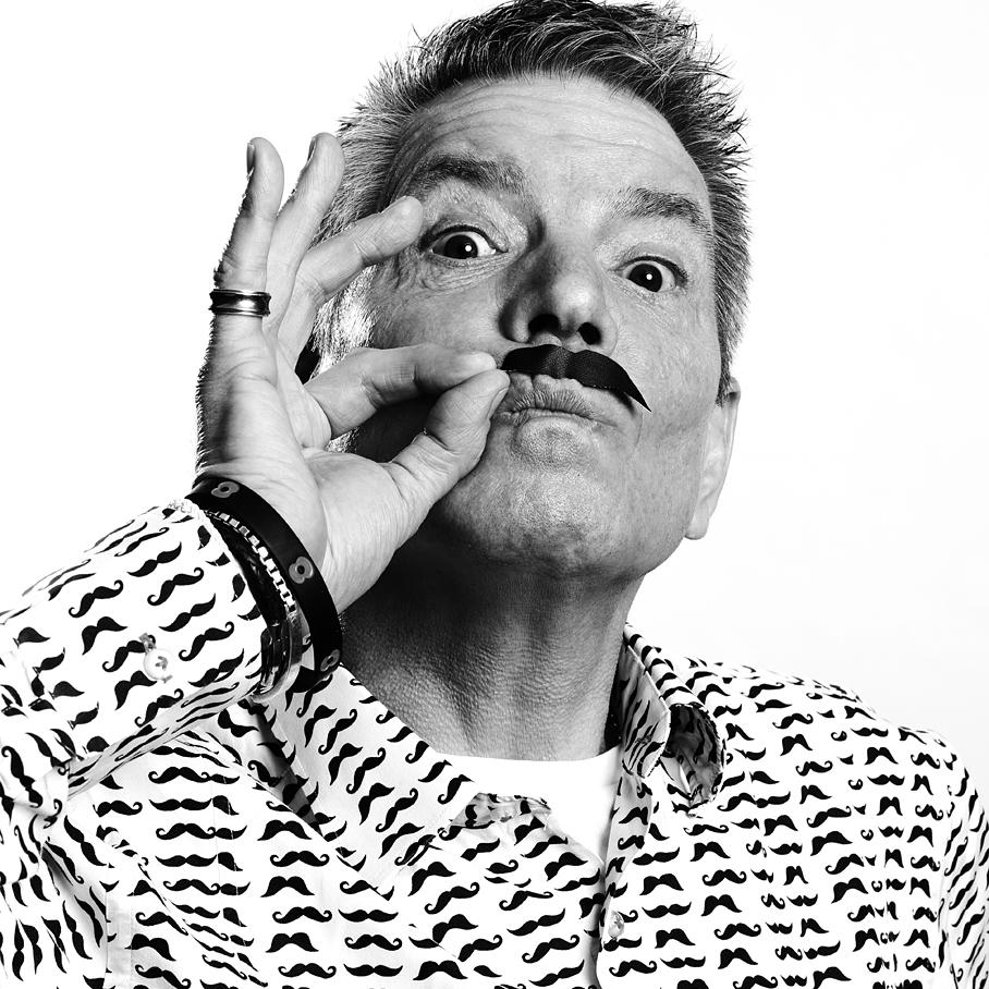 Professional Portrait of Guy Moore, Creative Director by Julian Hanford