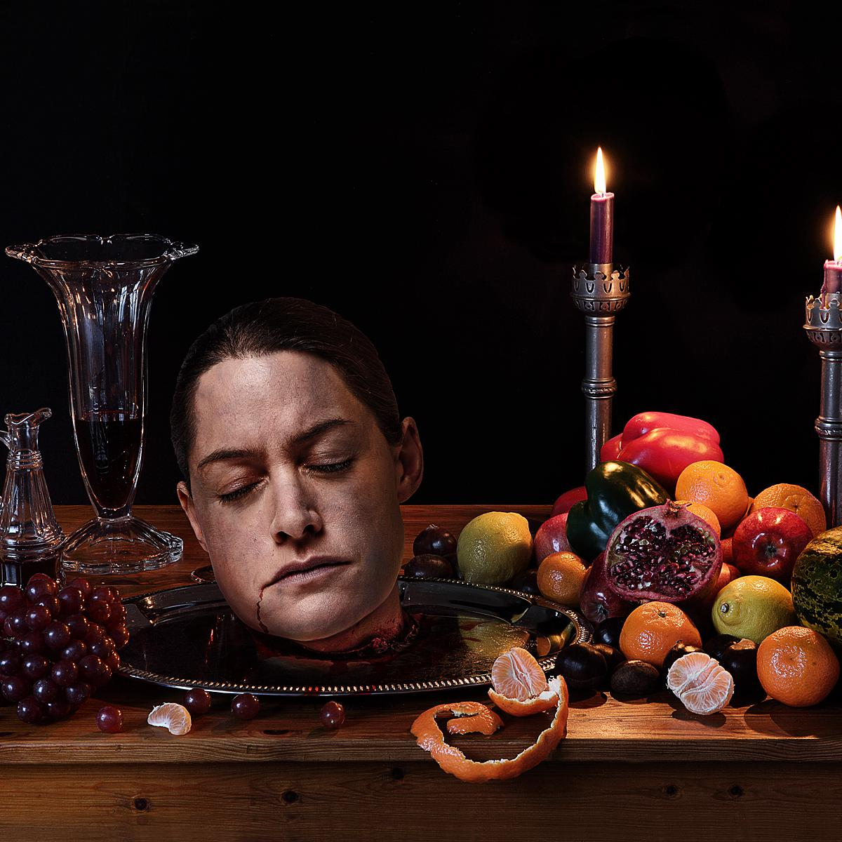 Heidi Porter, Vegan and Animal Rights Campaigner, Creative photography by Julian Hanford