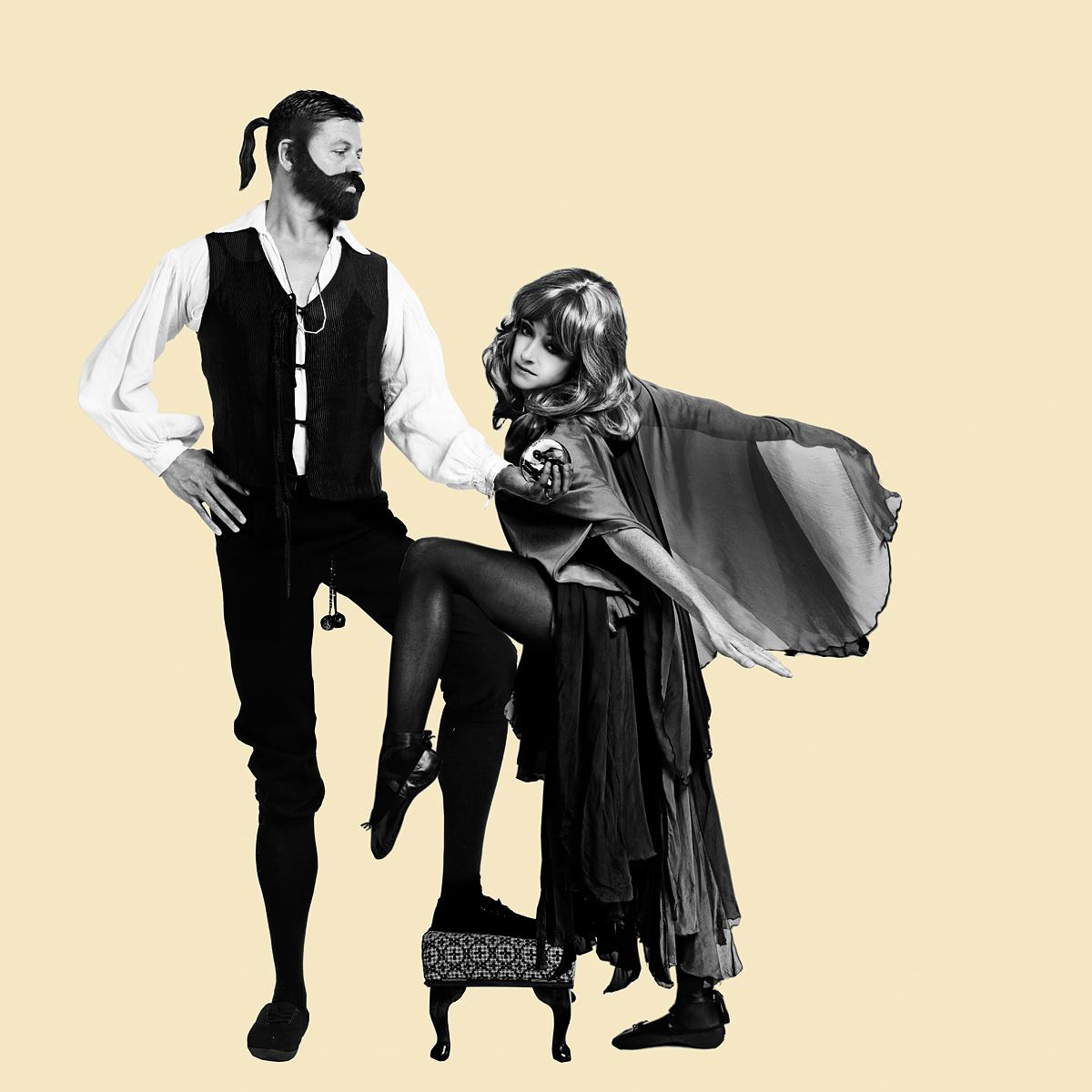 Not Fleetwood Mac for Shots Magazine by fine art photographer, Julian Hanford