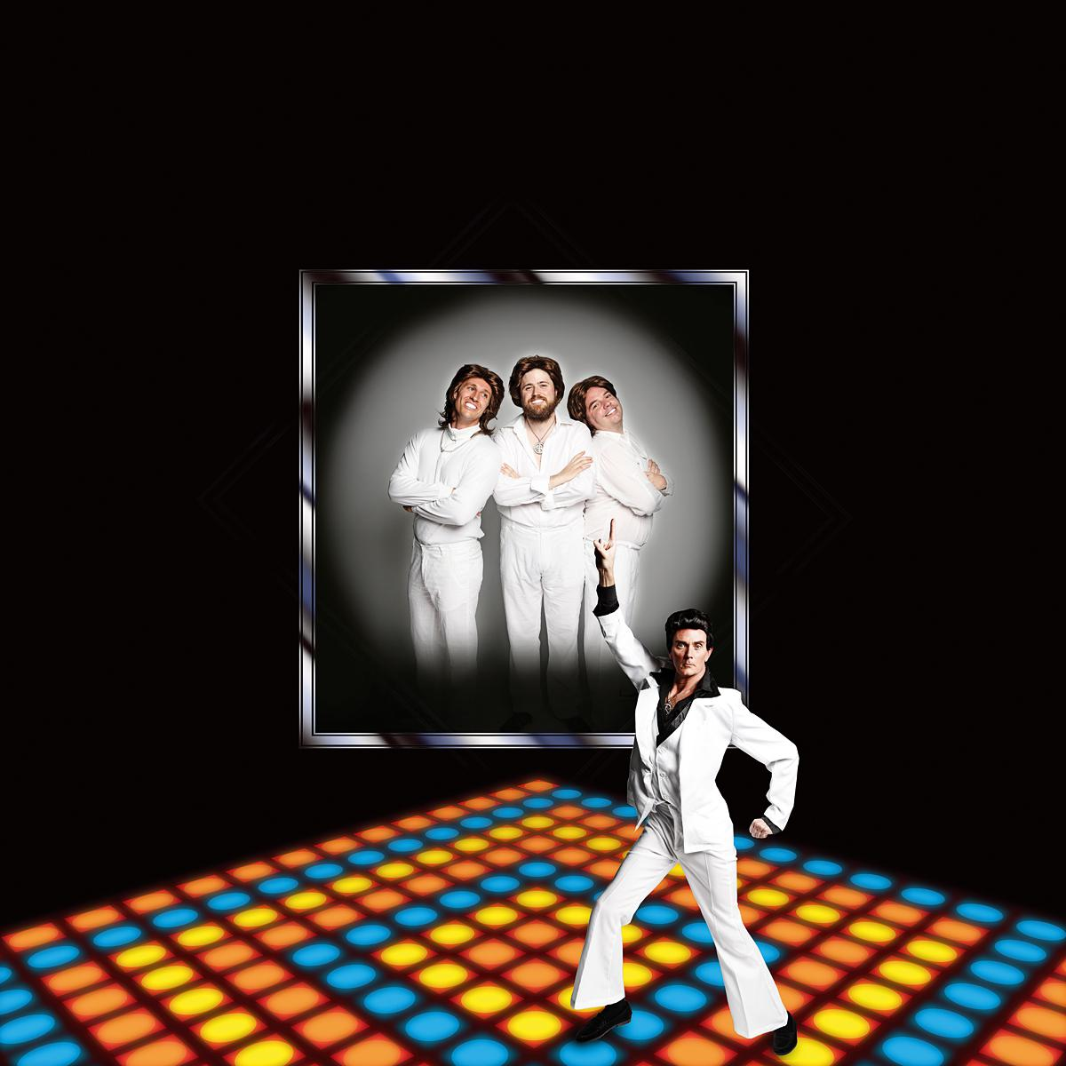 Not Saturday Night Fever by Julian Hanford