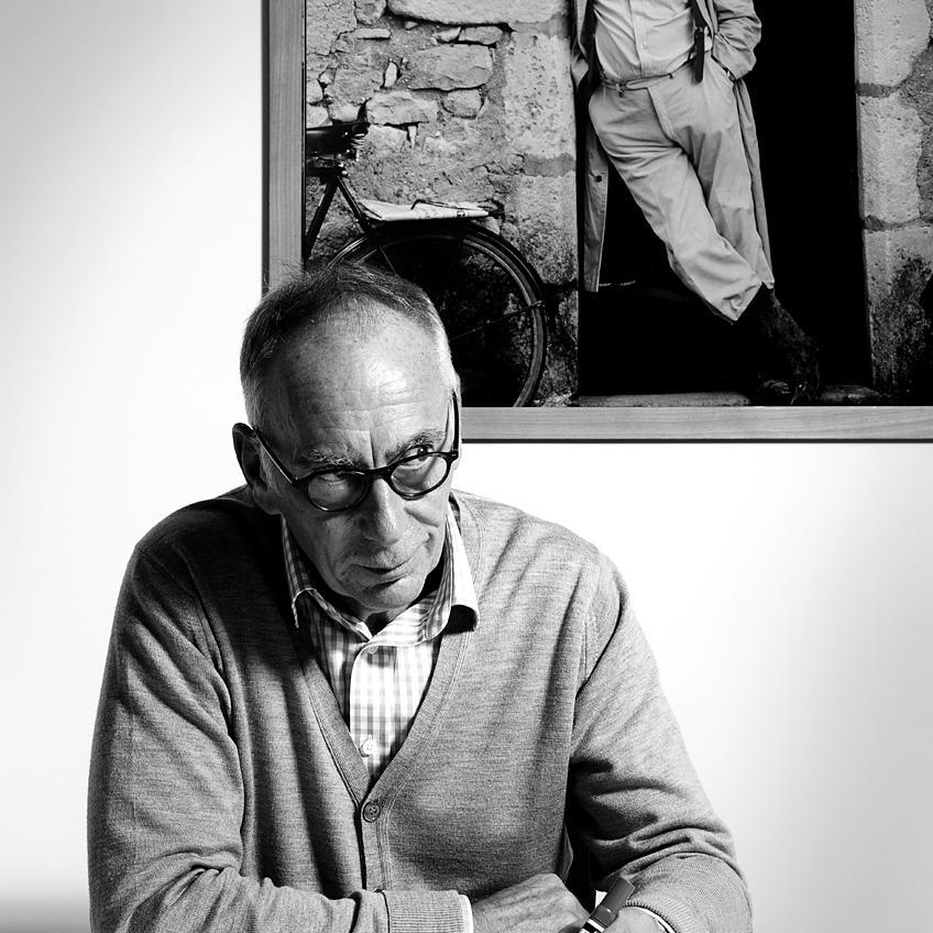 Portrait of Paul Smith, Ogilvy by photographer Julian Hanford