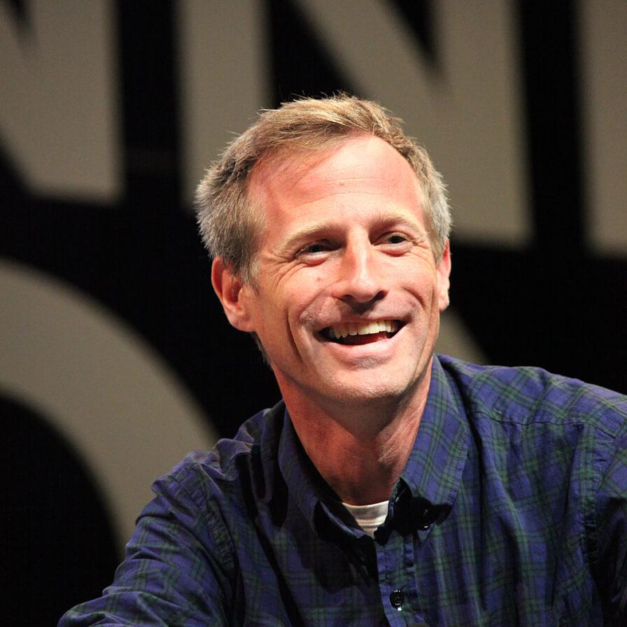 Portrait of Spike Jonze by Julian Hanford