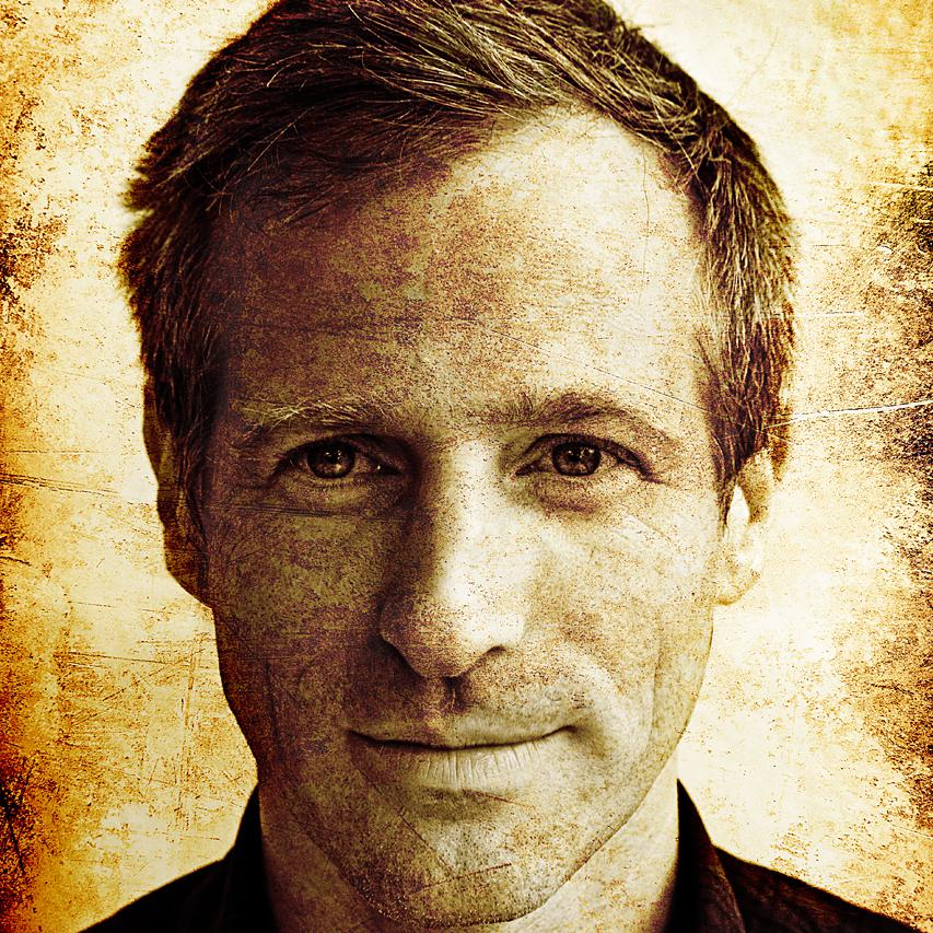 Portrait of Spike Jonze, Movie Director by creative photographer Julian Hanford