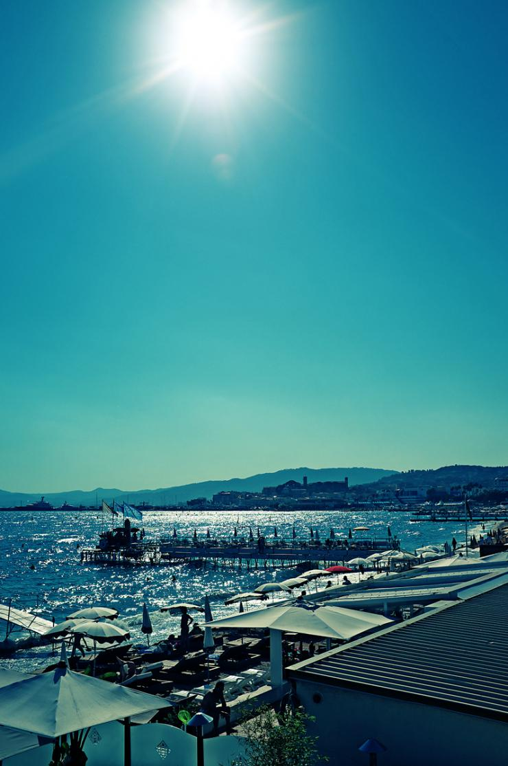 Cannes by Julian Hanford