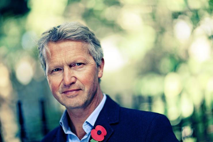 Portrait of Julian Hanson-Smith by Julian Hanford